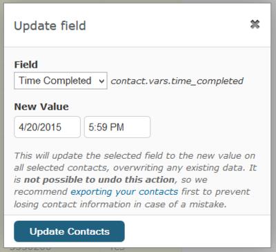 Update_field